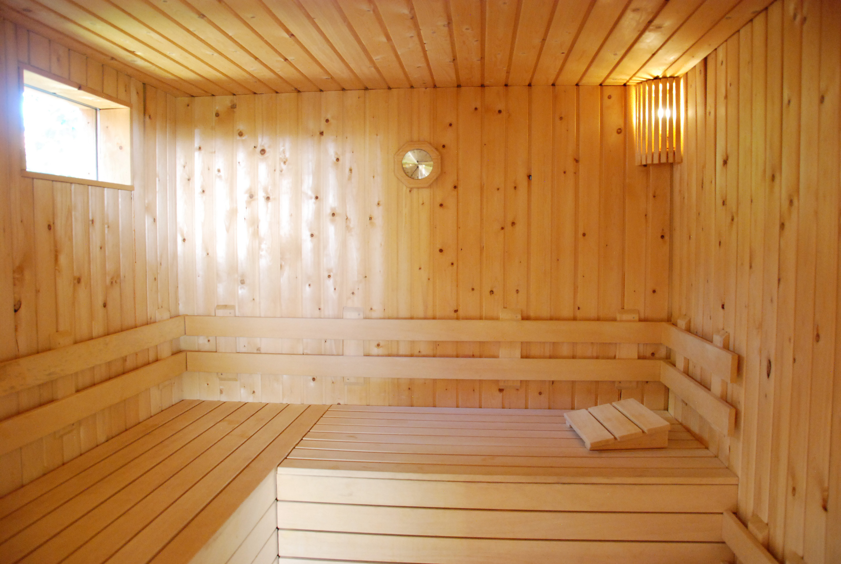 vakantiebungalow met sauna op de veluwe. Black Bedroom Furniture Sets. Home Design Ideas